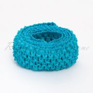 Turquoise Headband By The Metre 1.5 Inches